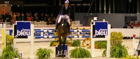 France Bleu Gironde en direct du Jumping International de Bordeaux  © Radio France