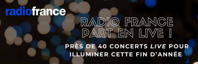 Radio France : près de 40 concerts pour illuminer cette fin d'année