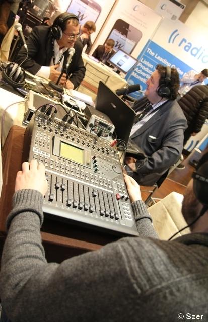Le RADIO 2013 - LE STUDIO ECOLE DE FRANCE : Entretien avec Sylviano Marchione