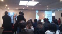 Irina Bokova, DG de l'Unesco, ouvrant la journée