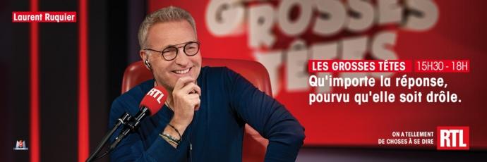"""""""Les Grosses Têtes"""" accusées de """"sexisme, homophobie et racisme"""""""