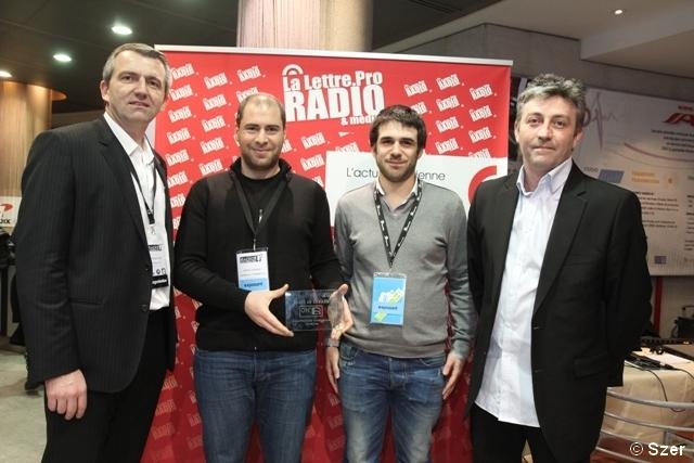 Le prix ON'R du meilleur service pour les radios à Good Barber