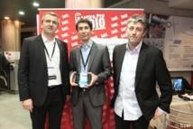 Le Prix ON'R du meilleur produit pour les radios a été attribué à Scoopfone (AETA)