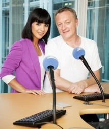 "Maria del Rio et Pascal Degrez anime ""Le Goog Morning"" sur Radio Contact"