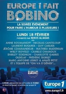 Europe 1 à Bobino