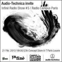 Live au Concept Store d'Audio-Technica