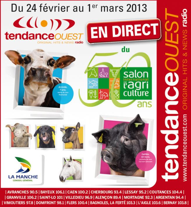 Tendance Ouest en direct du SIA 2013