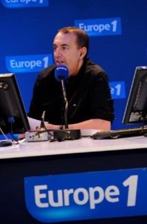 Morandini au JT de 13h sur TF1