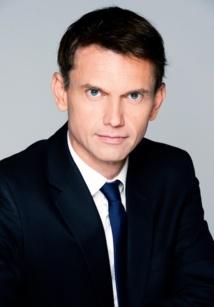 Christophe Jakubyszyn : sur RMC hier. A TF1 aujourd'hui ©TF1/ Christophe Chevalin