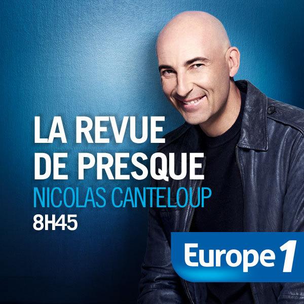 Nicolas Canteloup : l'homme le plus téléchargé d'Europe 1