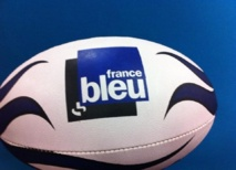Du rugby, un direct et France Bleu