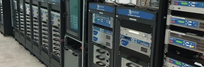 Nouvelle version de l'émetteur Ecreso FM 100W-2000W