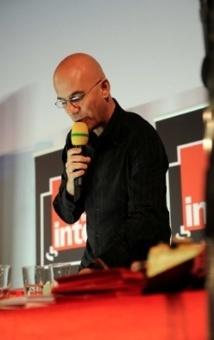 Nicolas Stoufflet ou l'art de poser des questions © Radio France Christophe Abramovitz