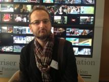Joël Ronez le patron des Nouveaux Médias à Radio France