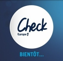 Lancement de Europe 1 Check