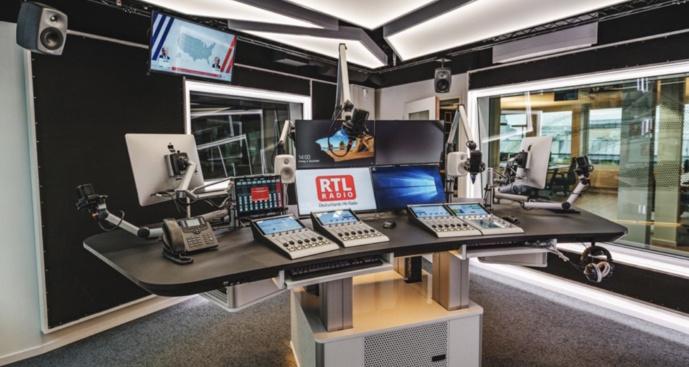 Ouverture du RTL Audio Center à Berlin