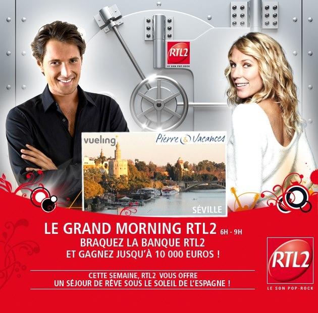 Braquez la banque RTL2