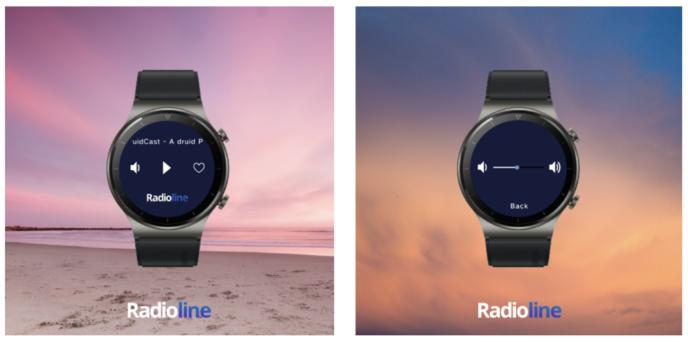Radioline lance la première application radio compatible avec la nouvelle Huawei Watch