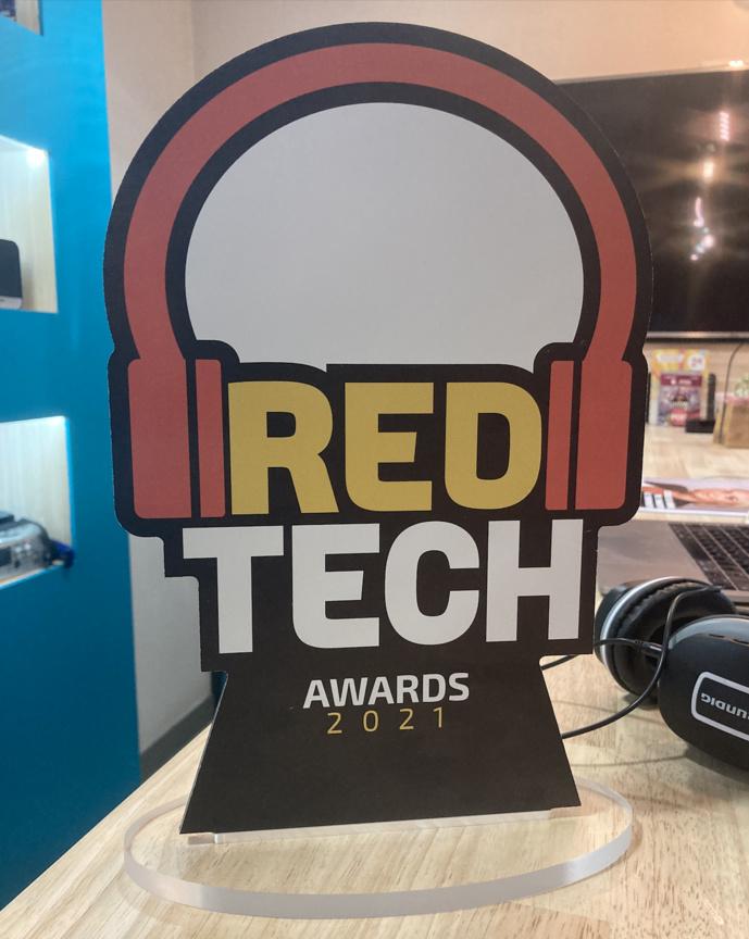 #RadioWeek : RedTech Tribe remet aussi ses trophées