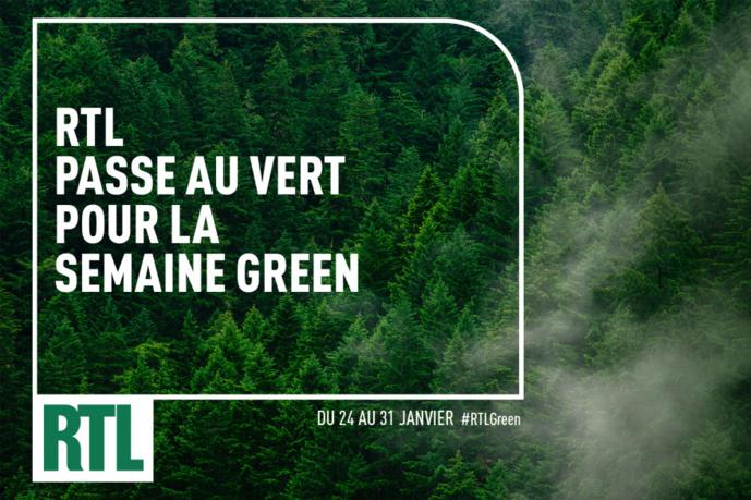 RTL passe au vert durant une semaine