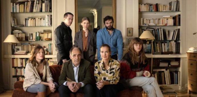 """France Inter partenaire de la série """"En thérapie"""""""