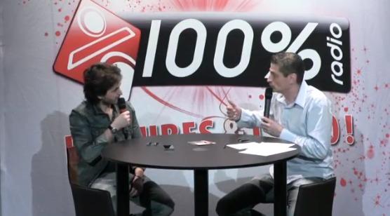 100 % : la vidéo du show de Miro