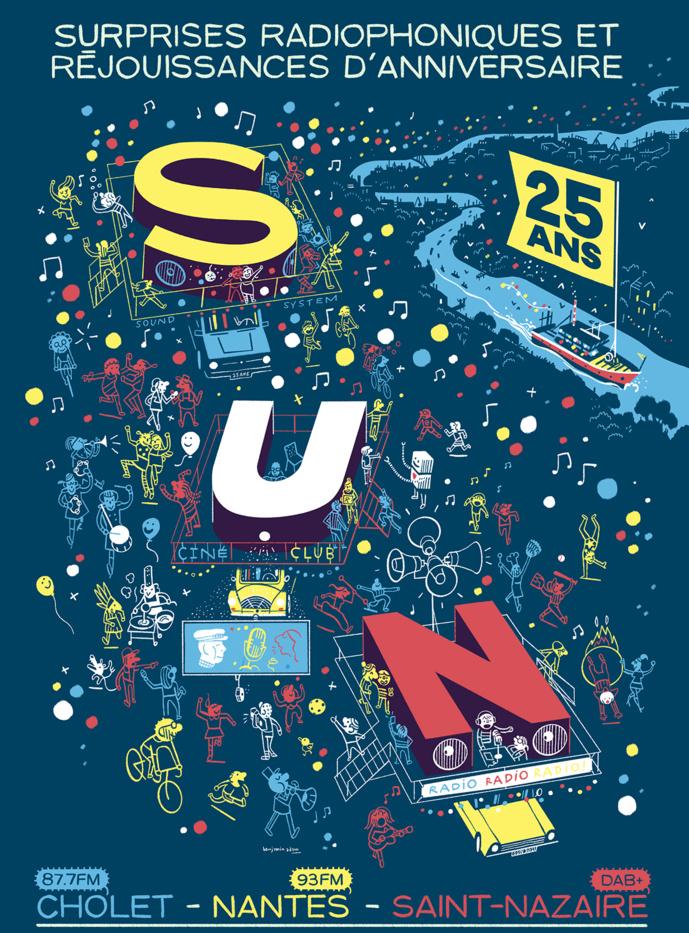 """Sun """"le Son Unique"""" fête ses 25 ans"""