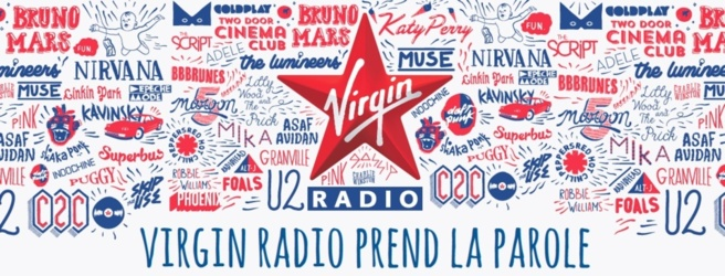 Virgin Radio prend la parole