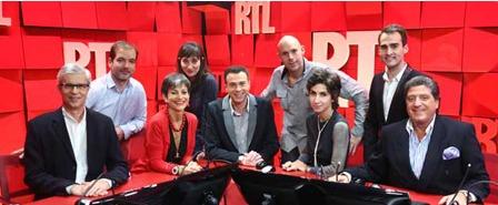Le Service Culture de RTL