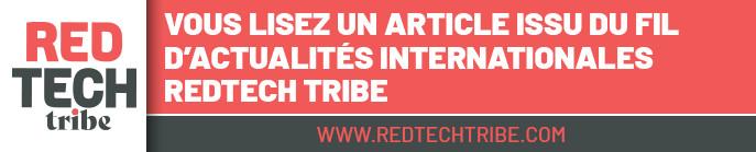 Téléchargez le premier numéro du magazine RedTech Tribe