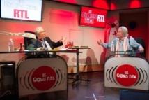 Bouvard et Delon réunis pour les 36 ans des Grosses Têtes © Christophe Guibbaud / Abaca press pour RTL