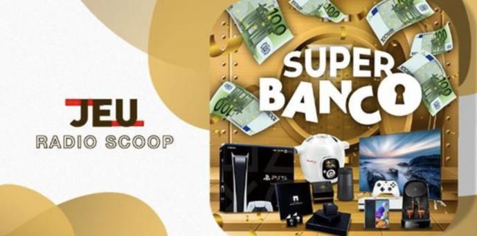 """Succès du """"Super Banco"""" sur Radio Scoop"""