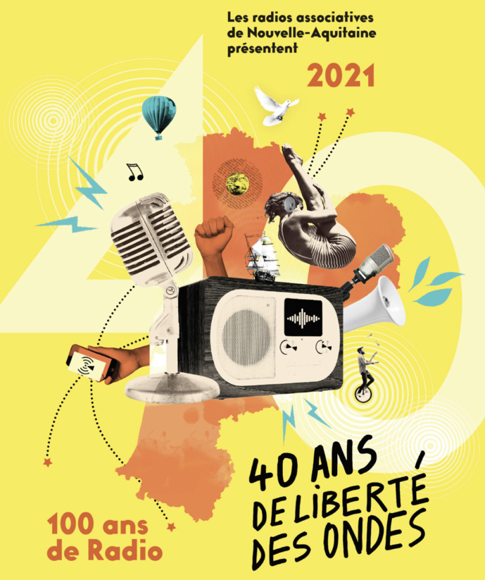 Les radios associatives de la Gironde s'unissent