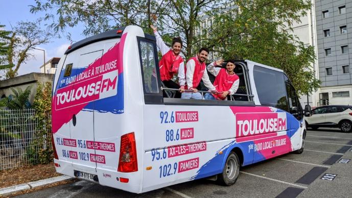 Toulouse FM : une semaine spéciale étudiants