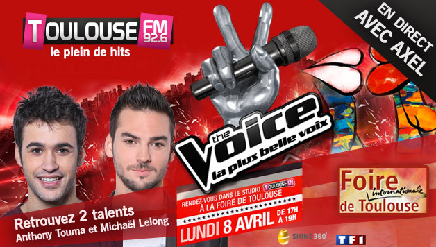 The Voice sur Toulouse FM