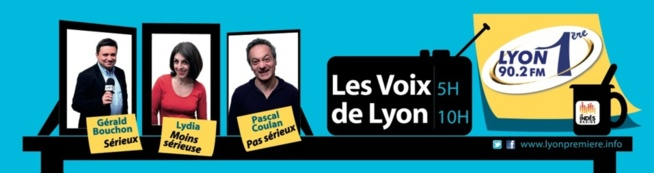 Lyon Première prend le bus
