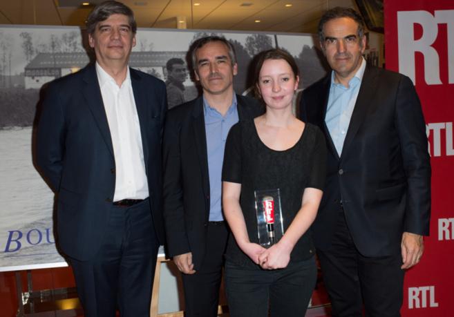 Mélina Facchin : nouvelle grande voix de la rédaction de RTL ?