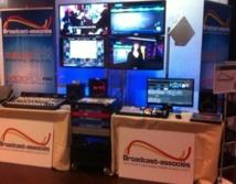 Chaque année, Broadcast-associés présente son savoir-faire au salon Le RADIO