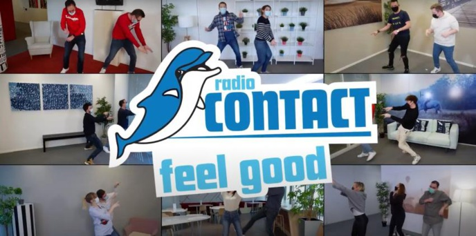 "Radio Contact, ""ça Feel Good !"""