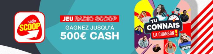 """""""Tu connais la chanson"""" : le nouveau jeu de Radio Scoop"""