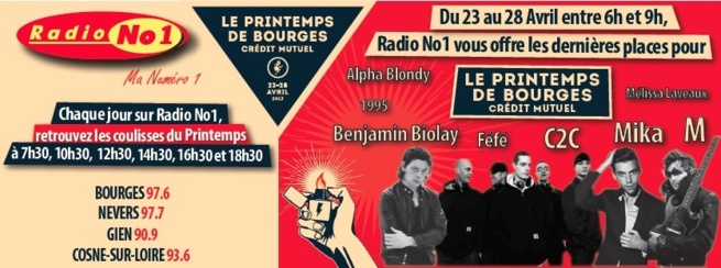 Radio N°1 fait son Printemps
