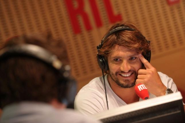 Lizarazu est devenu rapidement une des voix phares de RTL © Abacapress pour RTL