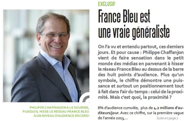 LLP 37 - France Bleu est  une vraie généraliste