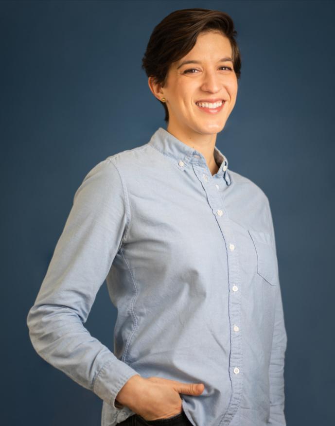 Après avoir travaillé pour NETIA Software, Sarah Toporoff rejoint Podinstall © Orel Kichigai