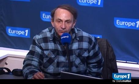 Houellebecq écoute Maurice