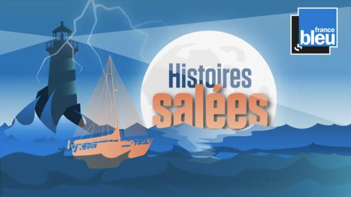 """""""Histoires salées"""" : le podcast de la mer de France Bleu Breizh Izel"""