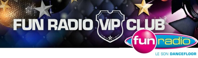 Fun lance son Fun Radio VIP Club