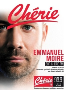 Chérie FM Lille en public