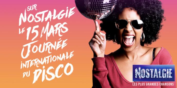 Les radios Nostalgie célèbrent le Disco