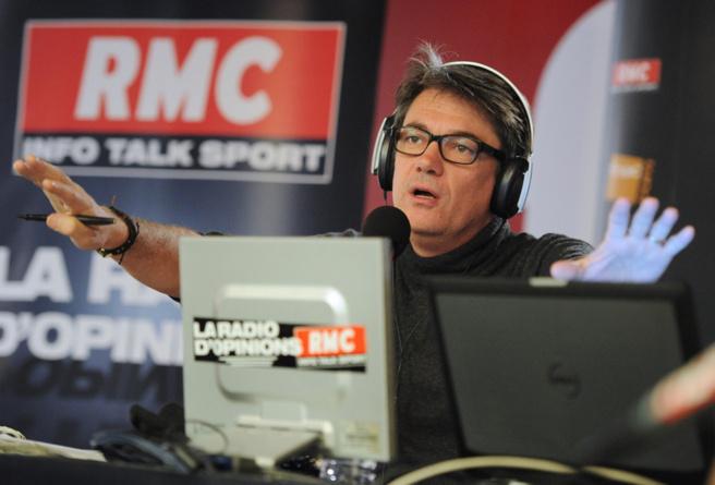 Alain Marschall dirige les GG sur RMC avec Olivier Truchot